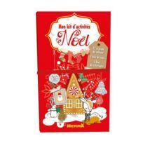 Hemma - mon kit d'activités ; Noël