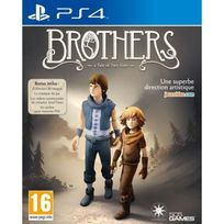 505 Games - Brothers : A Tale of Two Sons Edition Reissue Jeu Ps4