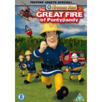 Hit Entertainment - Fireman Sam - The Great Fire Of Pontypandy IMPORT Anglais, IMPORT Dvd - Edition simple