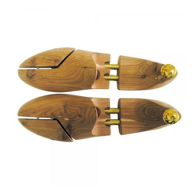 91c9accc5535 Captelec - Paire d embauchoirs en bois de cèdre - Taille 40-41 - pas ...