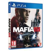 2K - MAFIA 3 - PS4