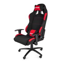 AKRACING - Siège Gaming Chair - Noir/Rouge