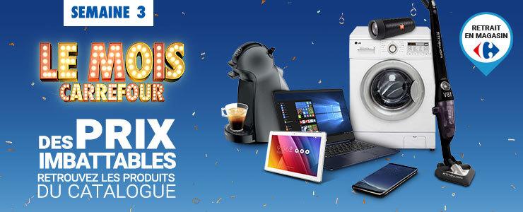Le Mois Carrefour - Des prix imbattables - Retrouvez les produits du catalogue