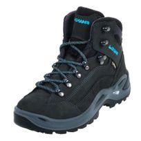 Lowa - Chaussures marche randonnées Renegade gtx mid anth Gris 23888