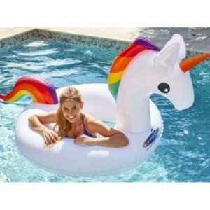 kerlis bou e licorne pas cher achat vente jeux de piscine rueducommerce. Black Bedroom Furniture Sets. Home Design Ideas