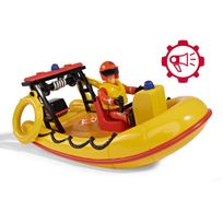 Sam Le Pompier - Océan bateau Neptune avec figurine Sam - 109251660002N