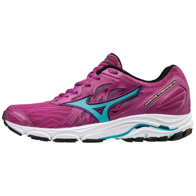 907775c24d4 Mizuno - Chaussures femme Wave Inspire 14 - pas cher Achat   Vente  Chaussures running - RueDuCommerce