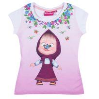 Masha Et Michka - Fille Tee-shirt