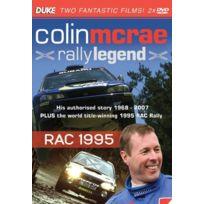 Duke Video - Colin Mcrae - Rally Legend/RAC Rally 1995 IMPORT Anglais, IMPORT Coffret De 2 Dvd - Edition simple