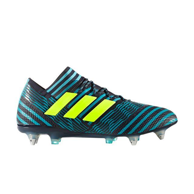 Chaussures football Adidas Nemeziz 17.1 Sg Noirbleu