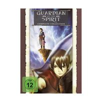 Universum Film Gmbh - Dvd Guardian Of The Spirit Import allemand