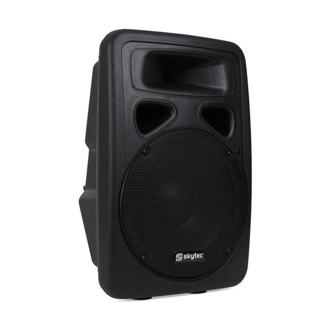 SKYTEC SP1200ABT Enceinte Active Bluetooth 30cm 12