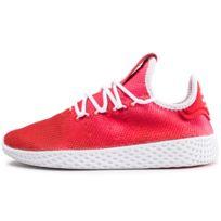 5553b5c6618b Adidas originals - Pharrell Williams Tennis Hu Junior Bleu Et ...