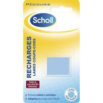 Scholl - Recharges Lames Coupe-Cors