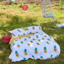 Covers & Co - Parure de lit Pineapple