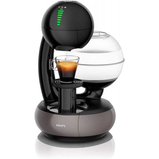 Rowenta Machine à café Nescafé Dolce Gusto Krups Kp3108 Esperta Noir/Titane
