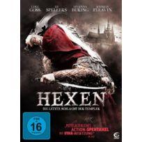 Sunfilm Entertainment - Hexen - Die Letze Schlacht Der Templer IMPORT Allemand, IMPORT Dvd - Edition simple