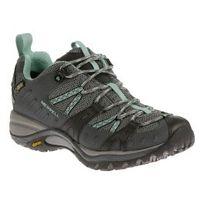 Merrell - Chaussures Siren Sport Gtx gris vert femme