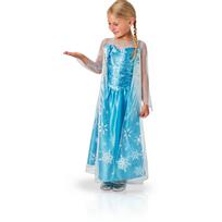 DISNEY - LA REINE DES NEIGES - Déguisement classique Elsa - taille M - I-620975M
