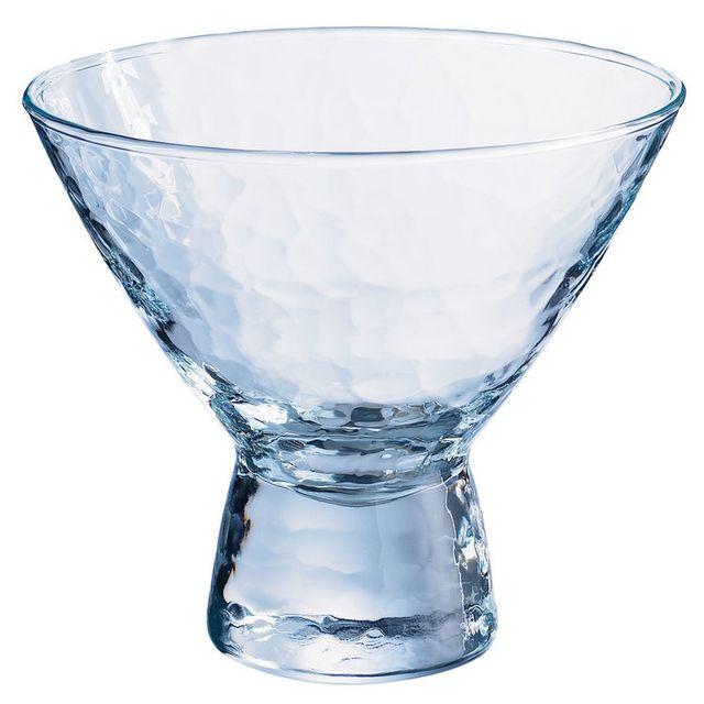 durobor coupe glace en verre transparent pied bossel 26 cl set de 6 helsinki pas cher. Black Bedroom Furniture Sets. Home Design Ideas