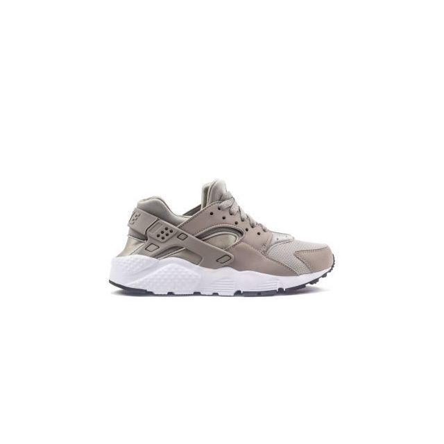 Nike - Huarache Run GS 654275-029 - Age - Adolescent, Couleur - Beige
