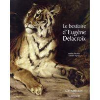 Citadelles & Mazenod - Bestiaire Delacroix