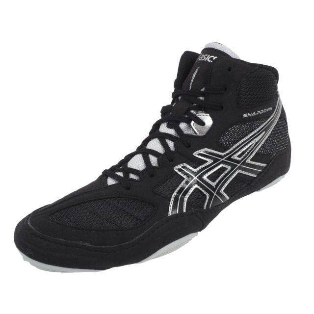 40135 Snapdown Noir De Lutte Chaussures Pas Asics PqWR4UpS
