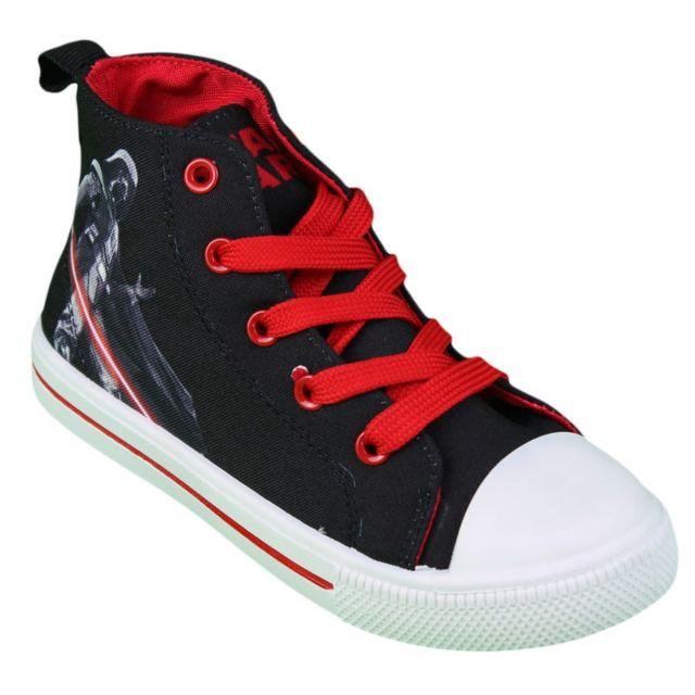 cheap sale nice shoes super quality Star Wars - Basket Montante Garçon Dark Vador - pas cher ...