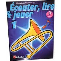Dehaske - Ecouter lire et jouer Trombone Clé de Fa Vol. 1 +CD