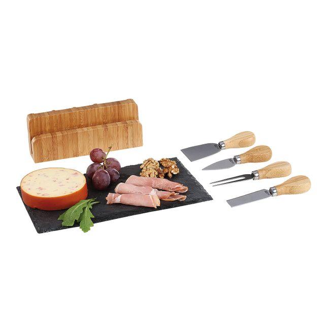 Kitchen Artist Set apéritif et fromage 6 pièces - Mes109
