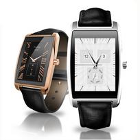 Auto-hightech - Montre Bluetooth étanche Android et iOS, moniteur de fréquence cardiaque, podomètre, moniteur de sommeil Golden
