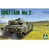 Takom - Maquette char : Chieftain Mk. 2