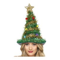 - Chapeau sapin de Noël