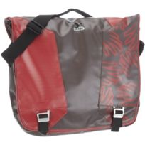Salewa - Stanley Messenger 00-0000004707 Sac BandouliÈRE Marron/ROUGE