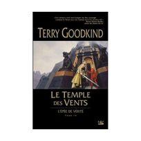 Bragelonne - L'Épée de Vérité, tome 4 : Le Temple des Vents