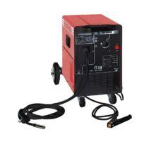 Awelco - Poste à Souder Mig Gaz Sans Gaz 145A Mig Mag Mog ventilé sur roues Prêt à souder