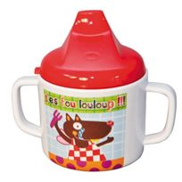 Ebulobo - Mug Louloup - T'es fou louloup