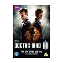 Générique - Doctor Who: The Day of the Doctor - 50th Anniversary Special DVD, Import anglais