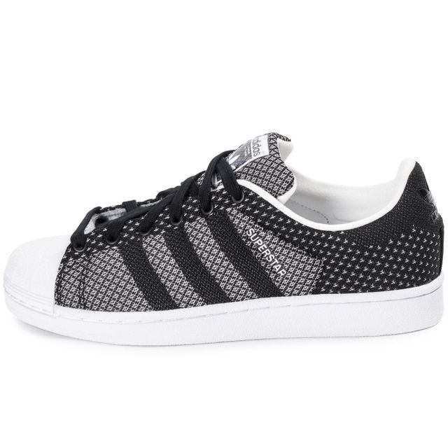 Adidas originals - Superstar Weave Noire