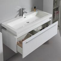salle bain blanc Achat salle bain blanc pas cher Rue du merce