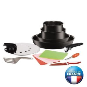 Tefal ingenio performance batterie de cuisine 13 pieces - Batterie de cuisine tefal induction pas cher ...