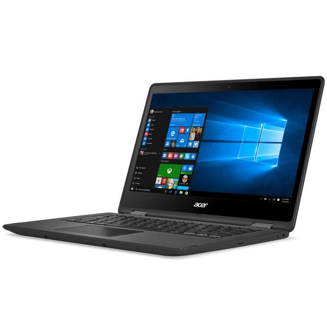 ACER PC Portable- Intel Core i5-7200U - RAM 4 Go SSD 256 Go - 13.3
