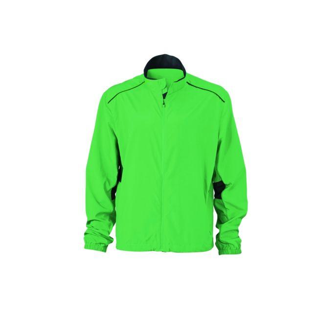 James & Nicholson veste légère running jogging Jn476