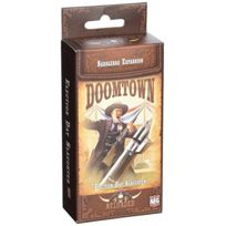 Esdevium - Expansion Doomtown Sacoches! - Election Day Abattage - Cartes - Aeg