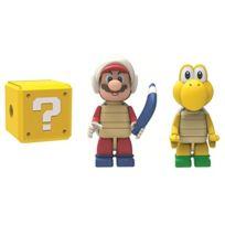 K'Nex - Boomerang Mario/ Koopa Troopa And Mario Figure Set