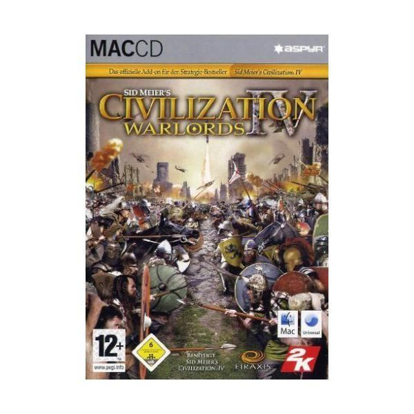 Aspyr - Civilization Iv : Warlords import allemand