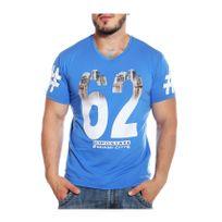 Cipobaxx - Cipo and Baxx - Tee shirt Miami City bleu
