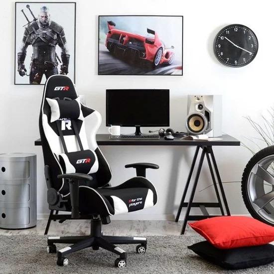 Chaise gamer haut de gamme