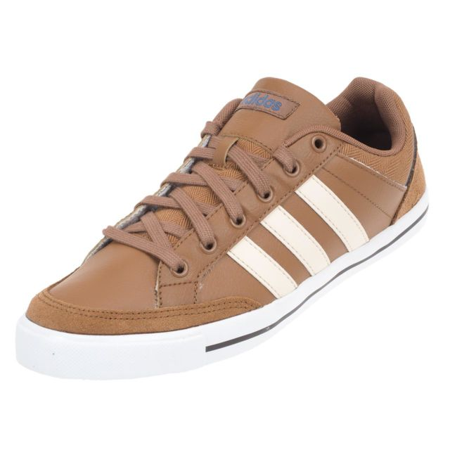 Adidas neo Chaussures mode ville Cacity marron Marron