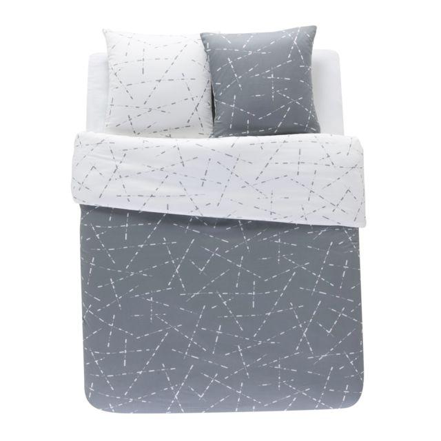 Marque Generique Parure Constellation Housse De Couette 1 Taie D